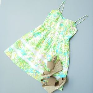 Lilly Pulitzer Ollie Dress Elephant Ears